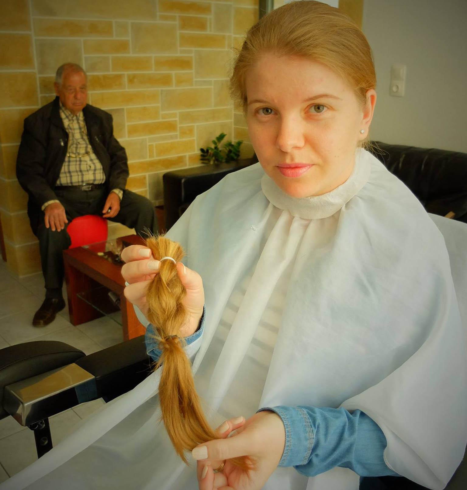 hair donation - Koura